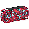 4 You Basic Collection Pencil Case mit Geodreieck 23 cm