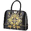 Glööckler The Bag Handtasche mit Reißverschluss 33 cm