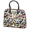 Gl��ckler The Bag Handtasche mit Rei�verschluss 40 cm