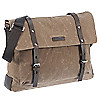 Joop Waxed Canvas Kimon Messengerbag mit Laptopfach 39 cm