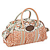 Blutsgeschwister Pattern Mix Treasury Saddle-Me-Bag Handtasche 34 cm