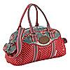 Blutsgeschwister Pattern Mix Treasury Saddle-Me-Bag Handtasche 34 cm