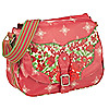Blutsgeschwister Pattern Mix Treasury Sunny Side Saddlebag Handtasche 29 cm
