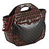 Blutsgeschwister Pattern Mix Treasury Voyage Dramage Bag Handtasche 38 cm