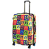 Saxoline Blue Cats 4-Rollen-Trolley 77 cm