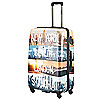 Saxoline Blue Cities 4-Rollen-Trolley 67 cm
