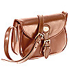 The Bridge Essential Flap Bag Schultertasche 23 cm