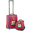 Travelite Youngster Eule Kindertrolley Set mit Rucksack 2tlg.