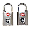 Victorinox Lifestyle Accessories 4.0 TSA Key Lock Schlüsselschloss 2er Set