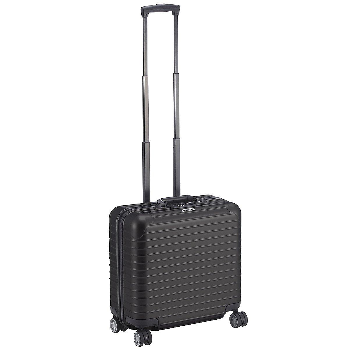 rimowa salsa business multiwheel trolley 42 cm koffer. Black Bedroom Furniture Sets. Home Design Ideas