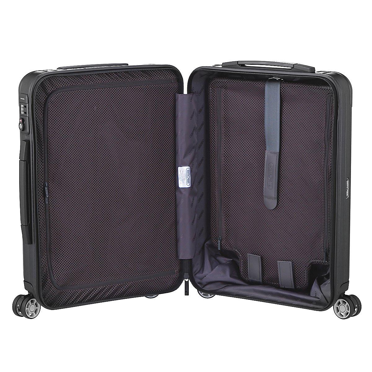 rimowa bolero multiwheel cabin trolley 55 cm koffer. Black Bedroom Furniture Sets. Home Design Ideas