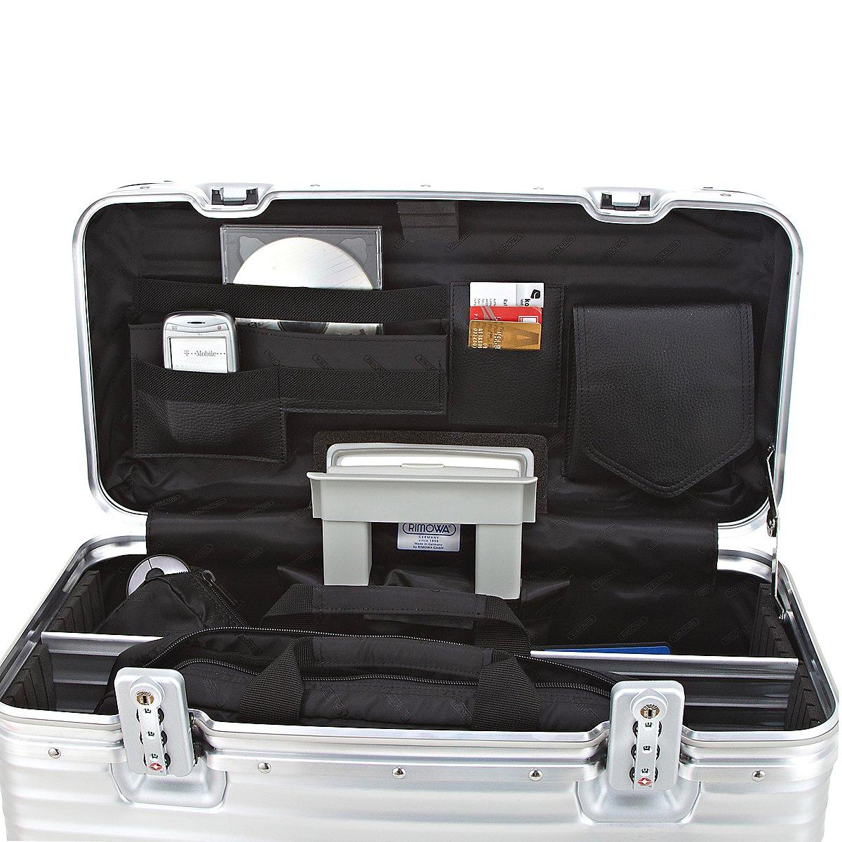 rimowa pilot piloten multiwheel trolley 52 cm koffer. Black Bedroom Furniture Sets. Home Design Ideas