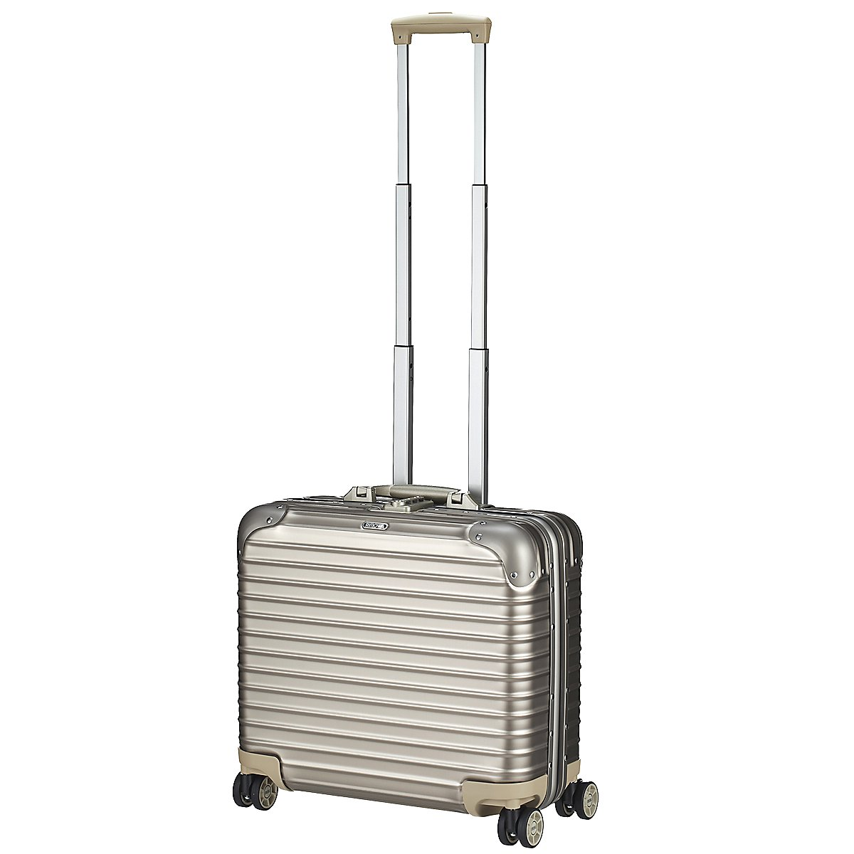 rimowa topas titanium business multiwheel trolley 43 cm koffer. Black Bedroom Furniture Sets. Home Design Ideas