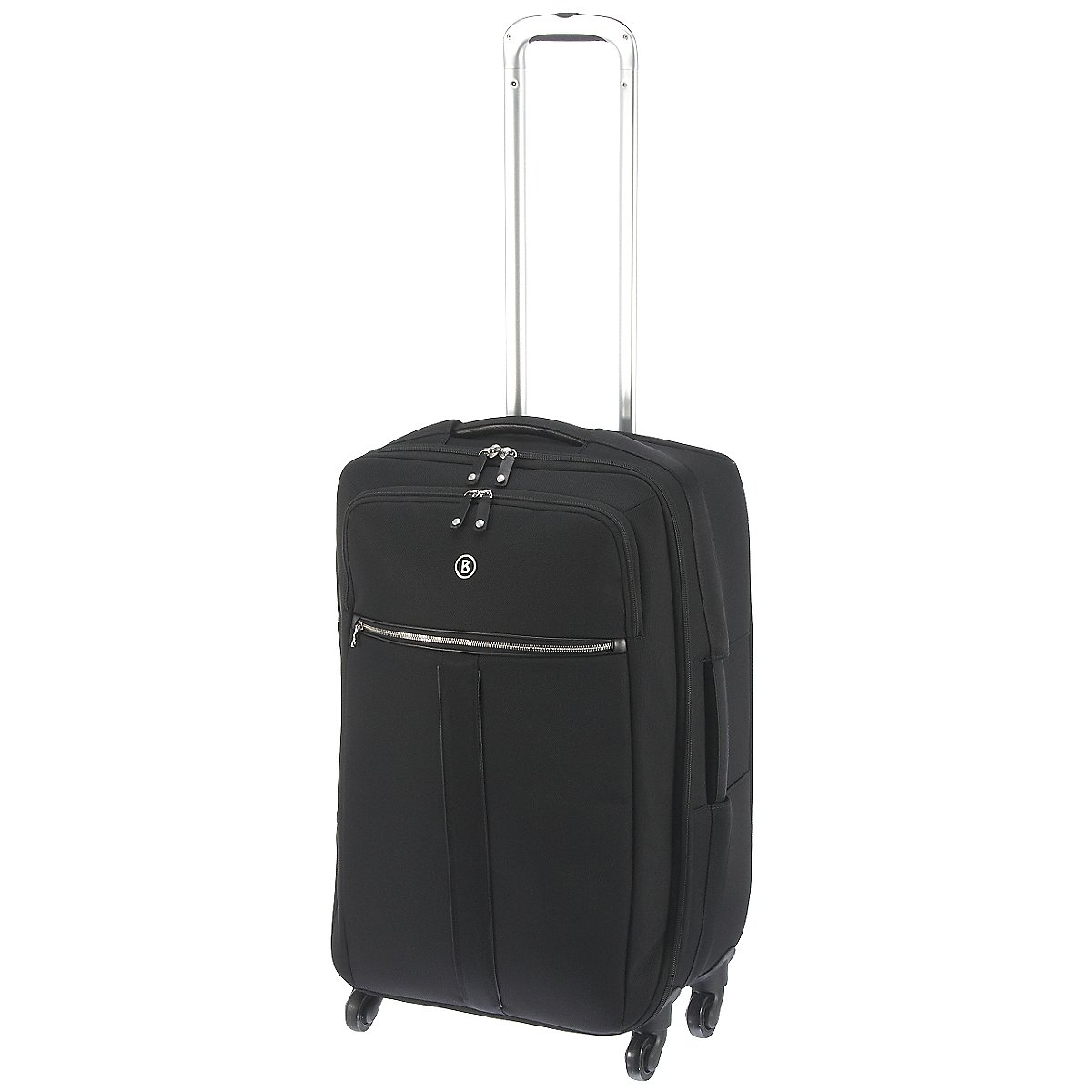 bogner travel 4 rollen trolley 69 cm koffer. Black Bedroom Furniture Sets. Home Design Ideas