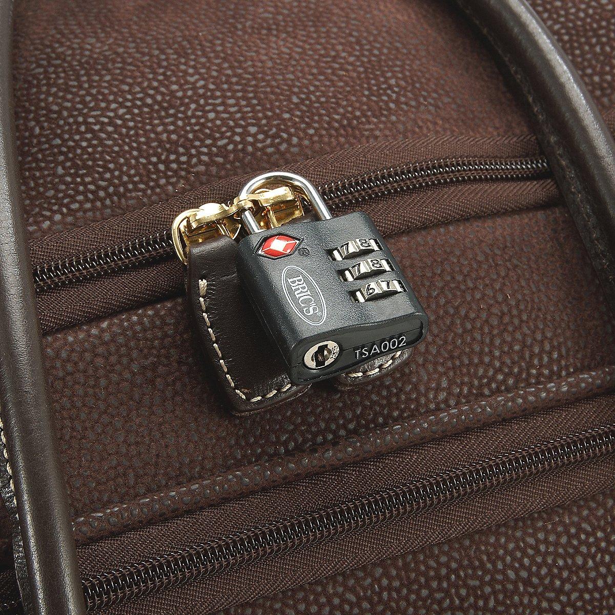 brics life reisetasche auf rollen 55 cm koffer. Black Bedroom Furniture Sets. Home Design Ideas