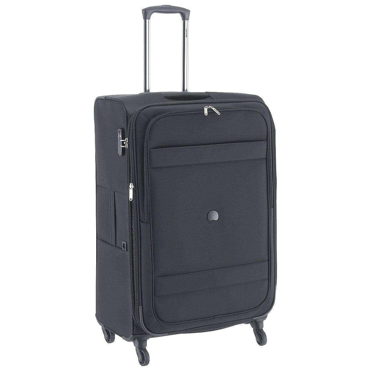 delsey indiscrete 4 rollen trolley 78 cm koffer. Black Bedroom Furniture Sets. Home Design Ideas