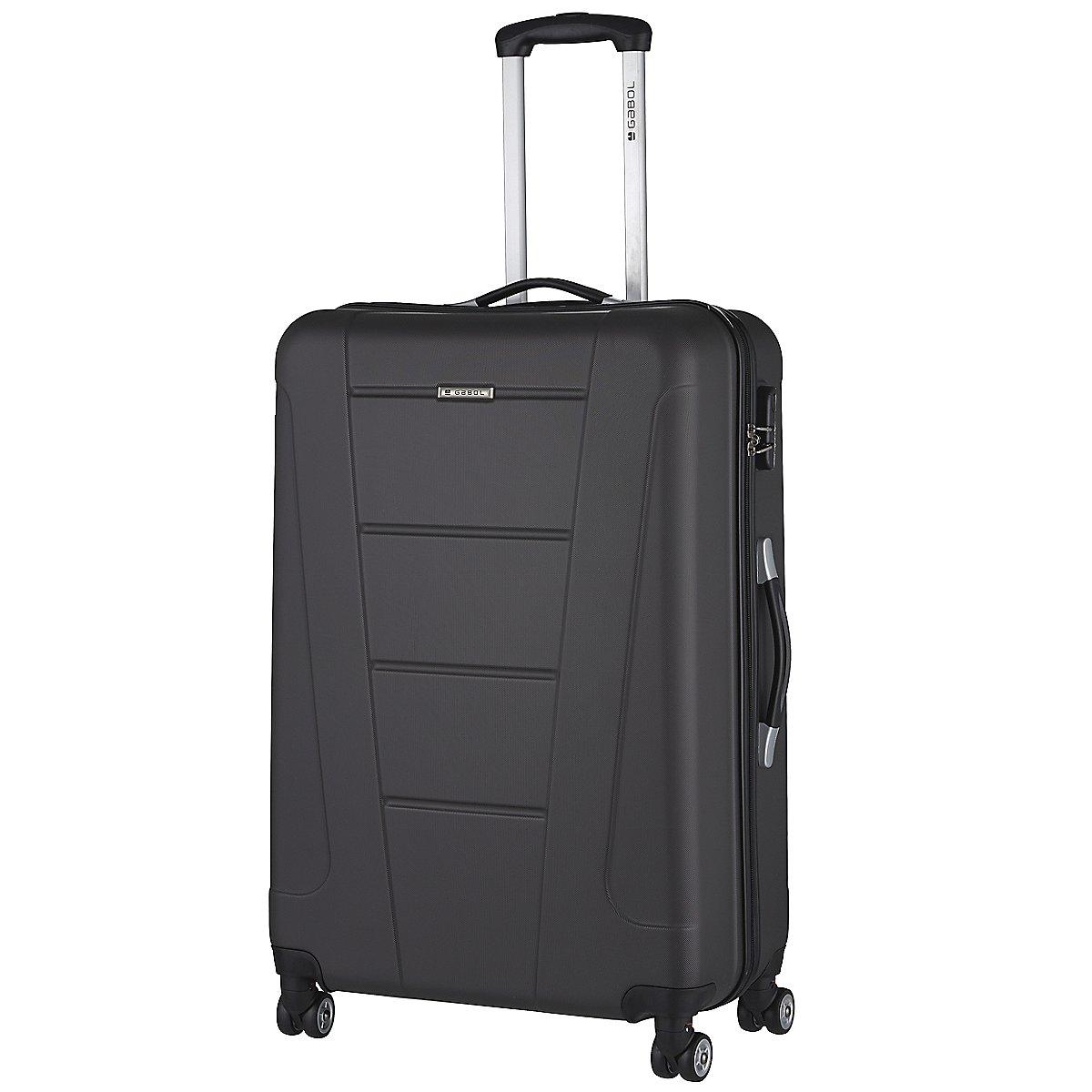 gabol boston 4 rollen trolley 66 cm koffer. Black Bedroom Furniture Sets. Home Design Ideas