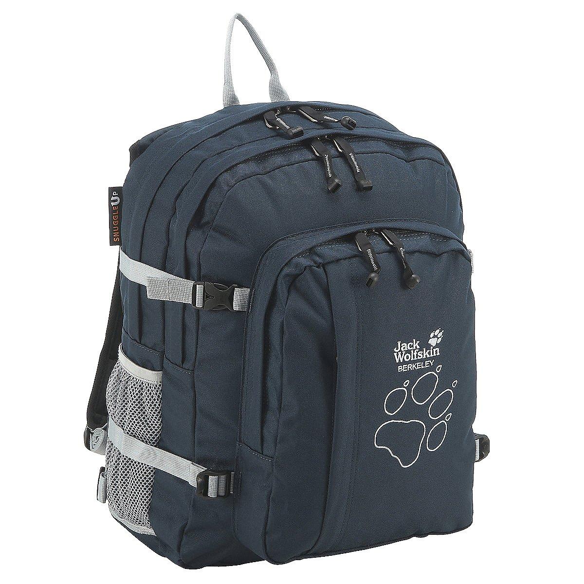 jack wolfskin outdoor berkeley rucksack 44 cm koffer. Black Bedroom Furniture Sets. Home Design Ideas