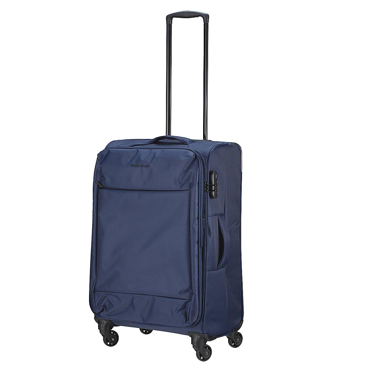 pack easy eros 4 rollen trolley 65 cm koffer. Black Bedroom Furniture Sets. Home Design Ideas