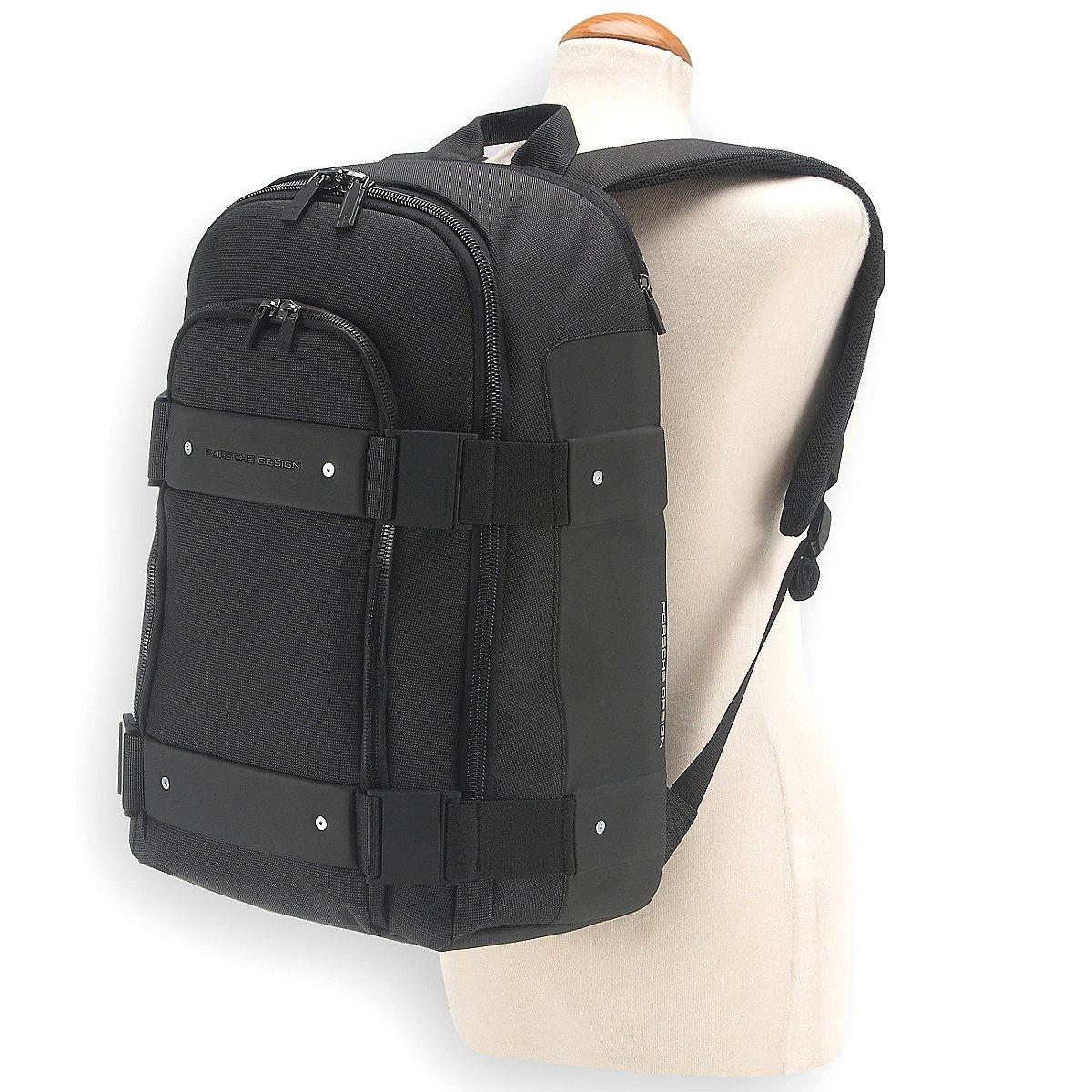 porsche design cargon 2 5 backbag laptoprucksack 45 cm. Black Bedroom Furniture Sets. Home Design Ideas