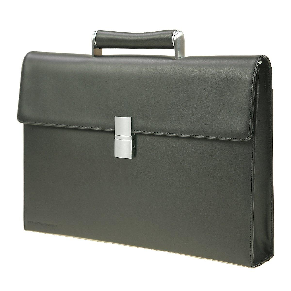 porsche design classic line business briefbag s. Black Bedroom Furniture Sets. Home Design Ideas