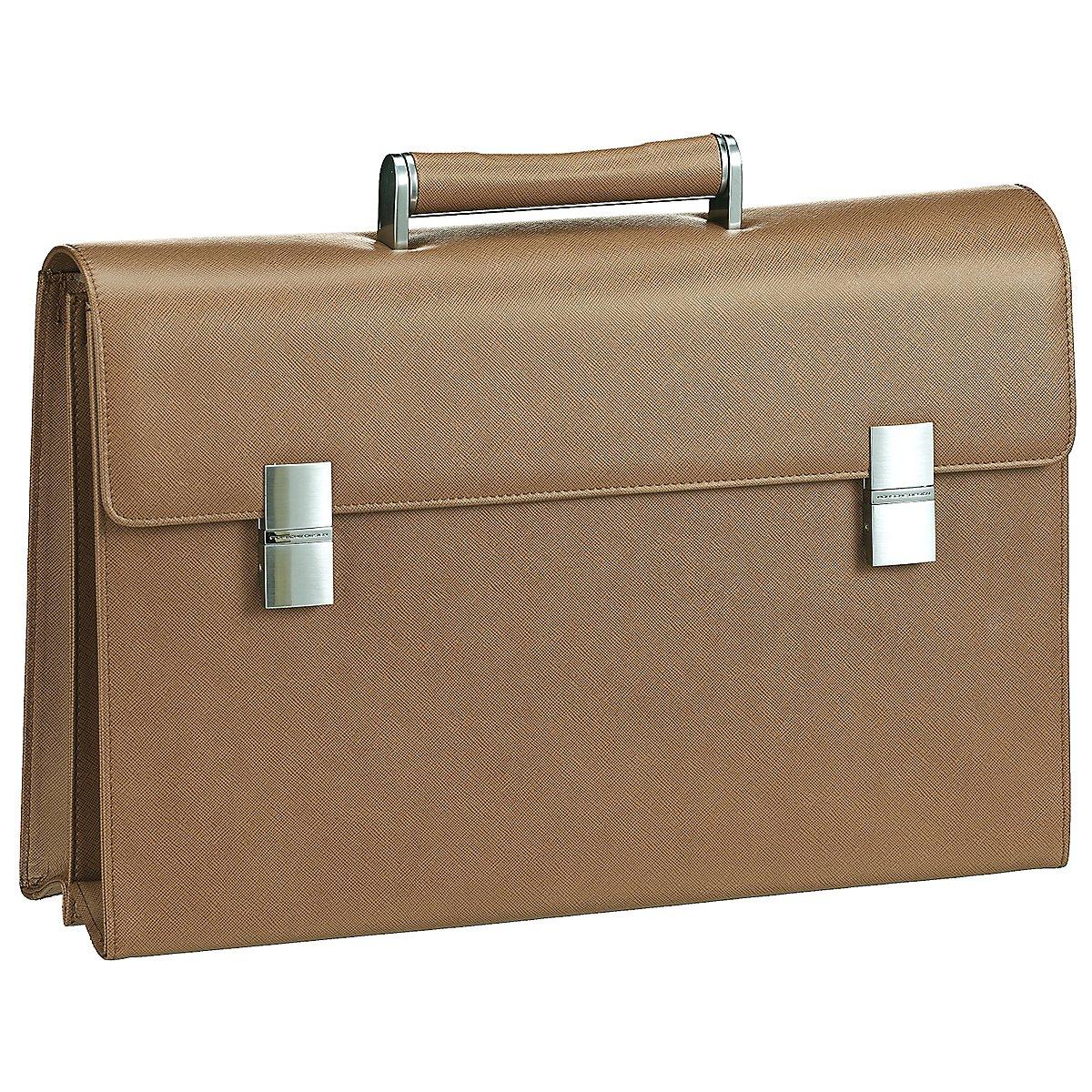 porsche design saffiano briefbag fm aktentasche 43 cm. Black Bedroom Furniture Sets. Home Design Ideas