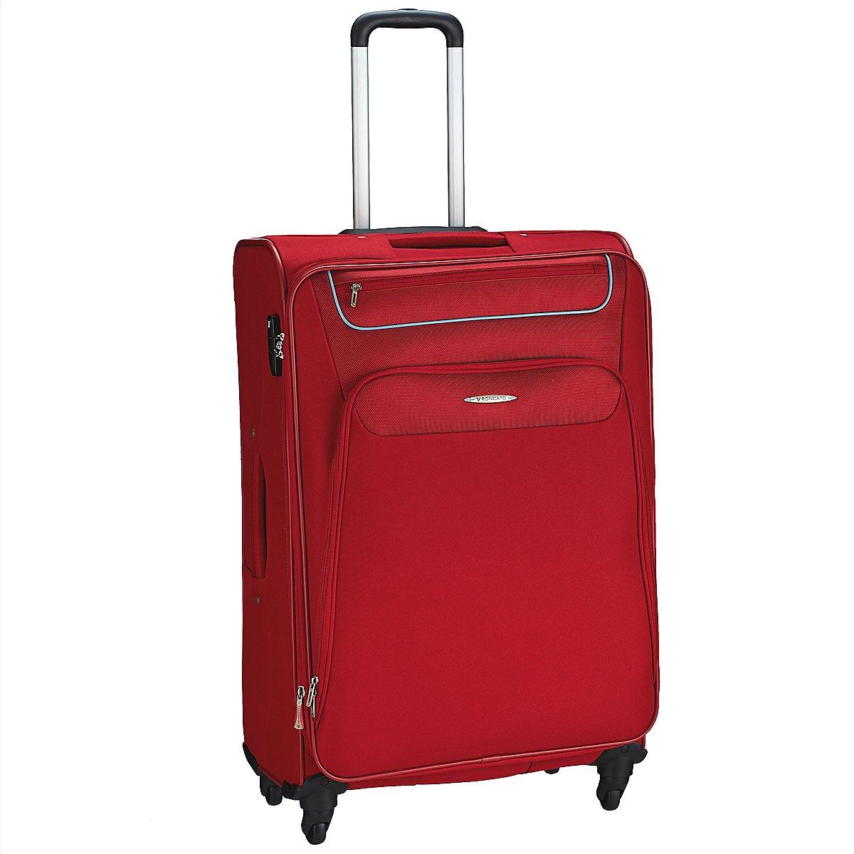 roncato runner 4 rollen trolley 77 cm koffer. Black Bedroom Furniture Sets. Home Design Ideas
