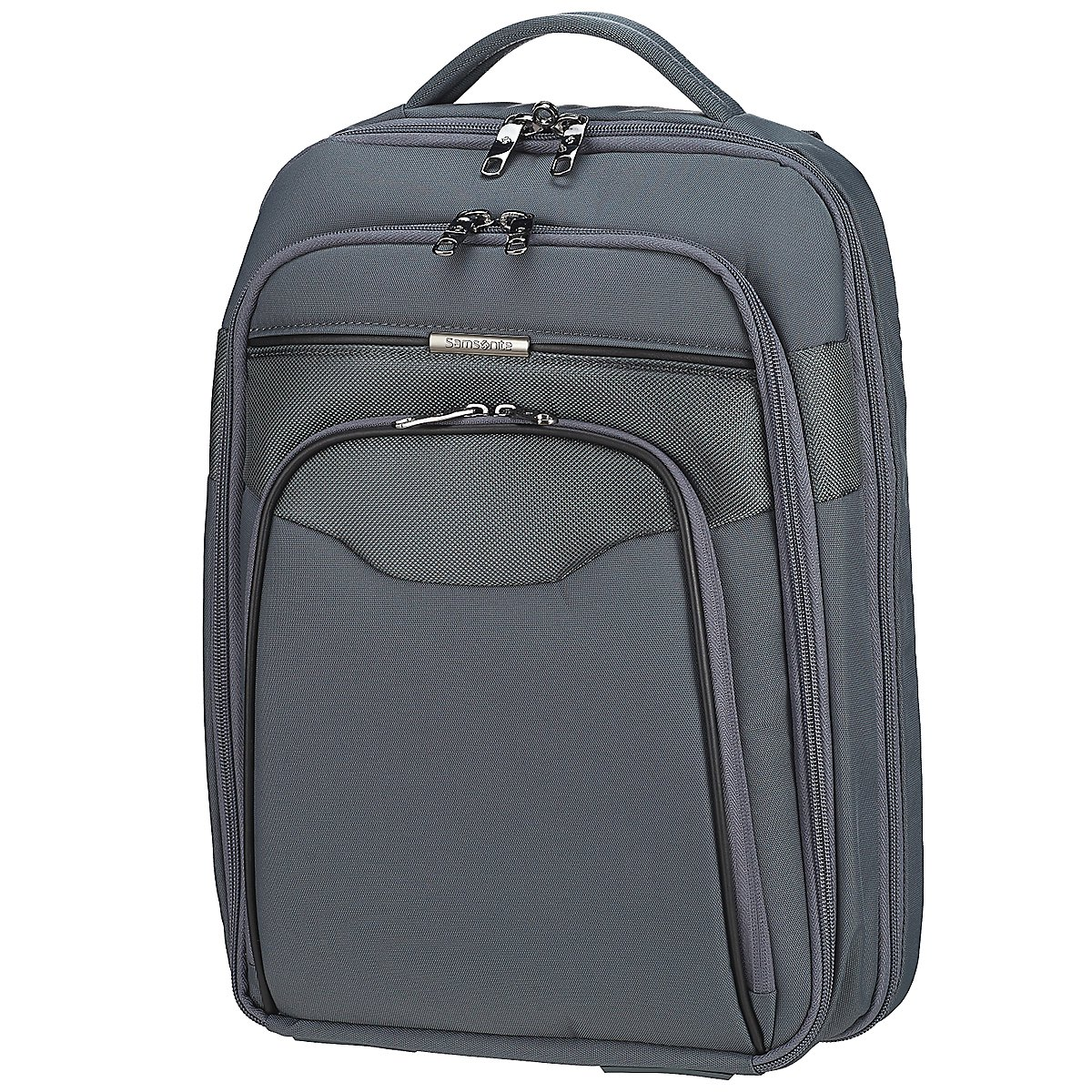 samsonite desklite rucksack mit laptopfach 43 cm koffer. Black Bedroom Furniture Sets. Home Design Ideas