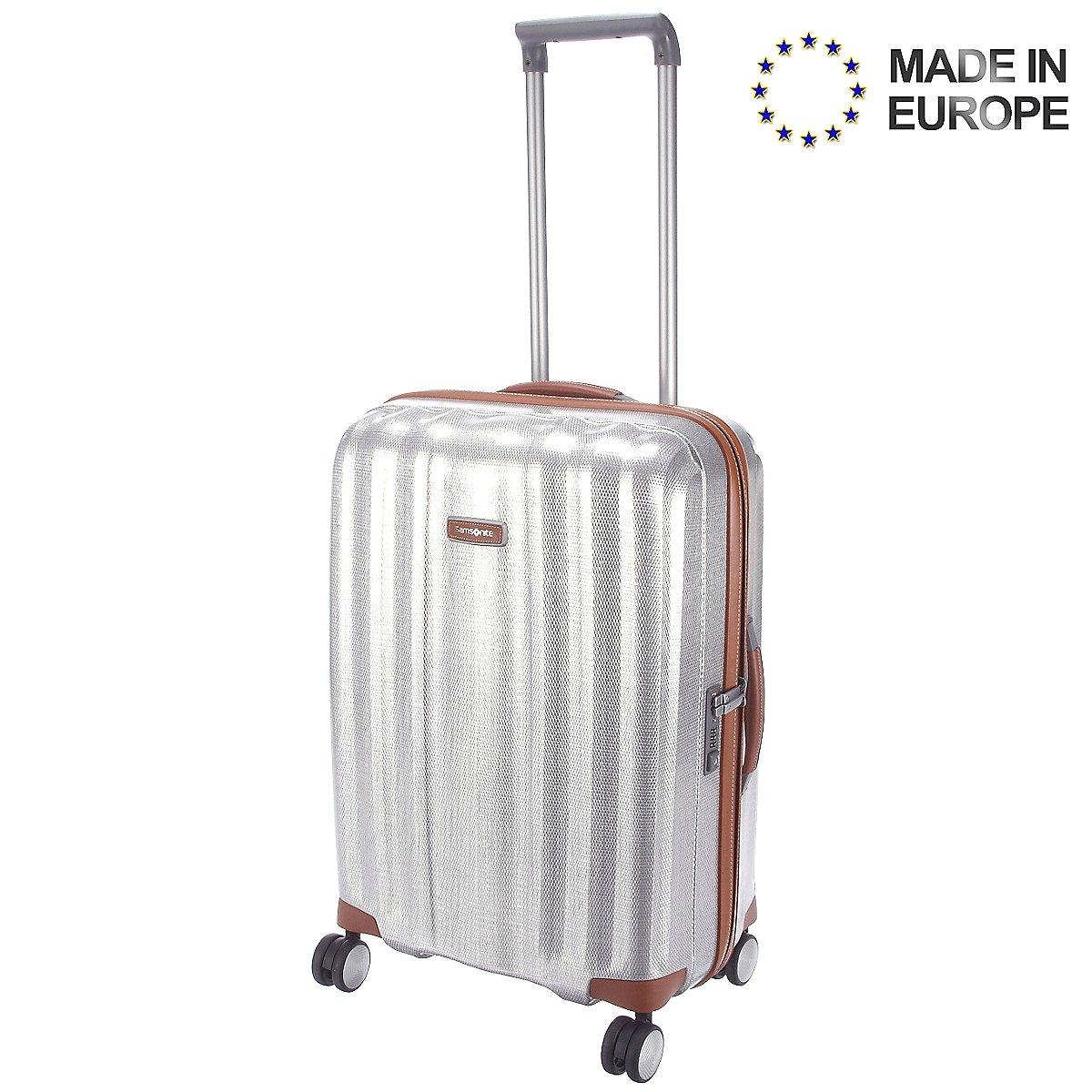 samsonite lite cube dlx 4 rollen trolley 68 cm koffer. Black Bedroom Furniture Sets. Home Design Ideas
