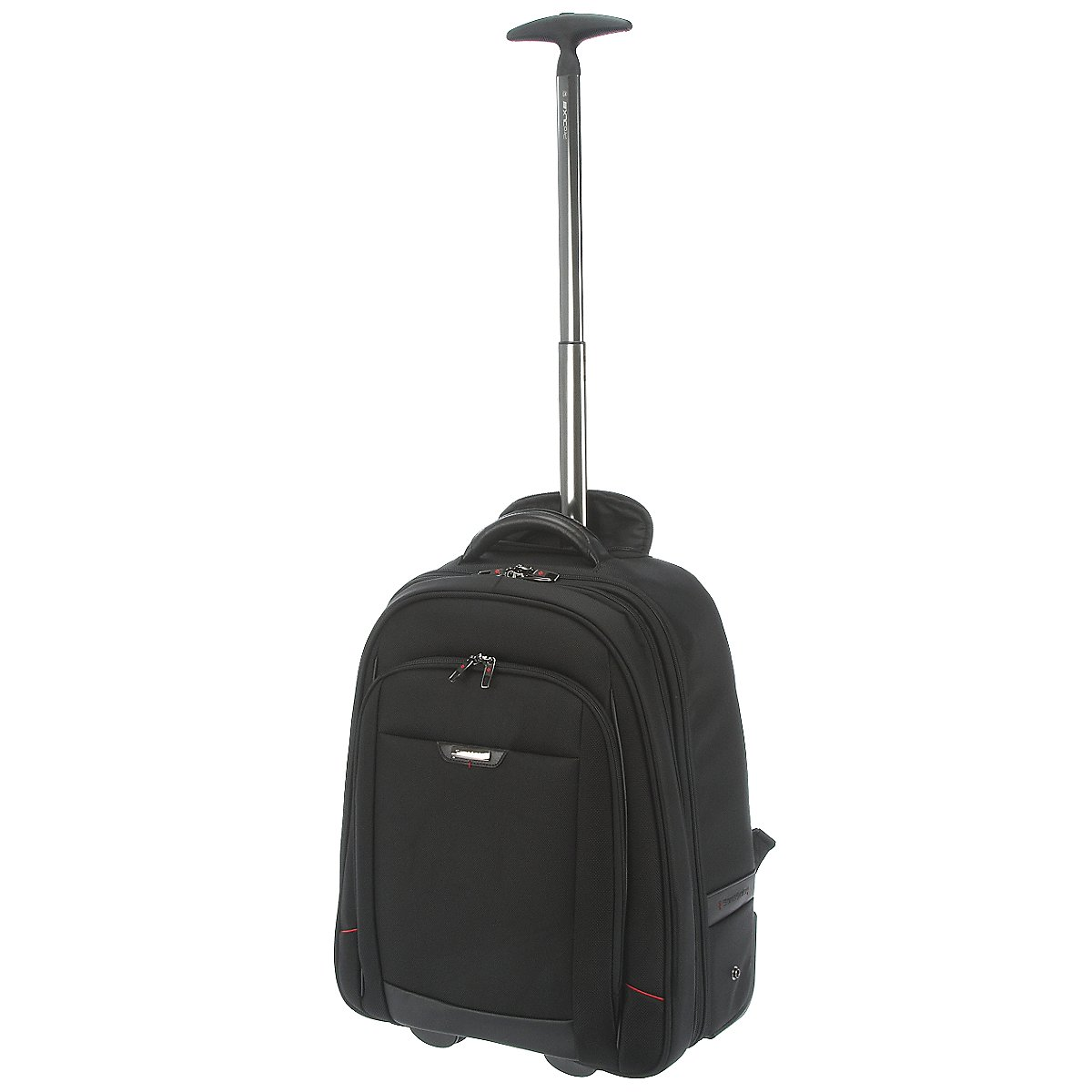 samsonite pro dlx 4 laptop rucksack mit rollen 54 cm koffer. Black Bedroom Furniture Sets. Home Design Ideas