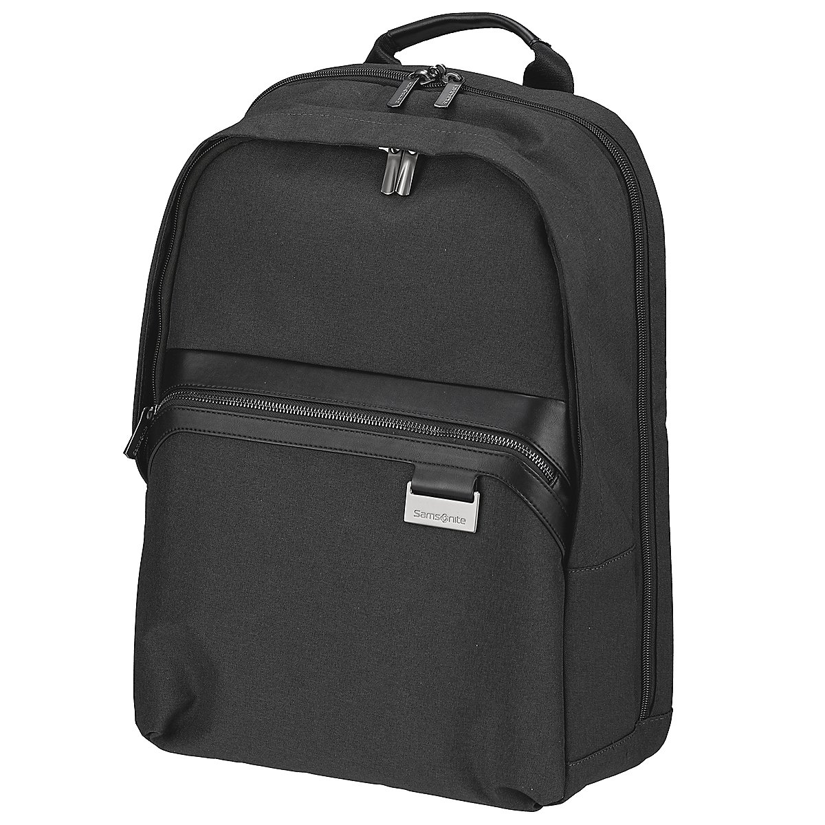 samsonite upstream backpack rucksack mit laptopfach 44 cm. Black Bedroom Furniture Sets. Home Design Ideas