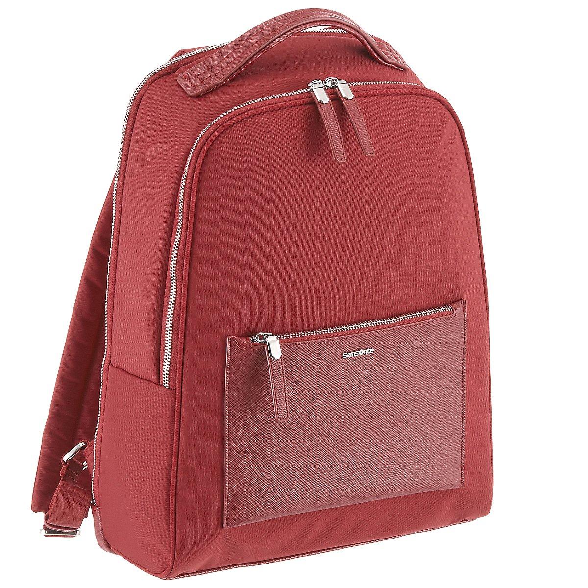 samsonite zalia rucksack mit laptopfach 44 cm koffer. Black Bedroom Furniture Sets. Home Design Ideas