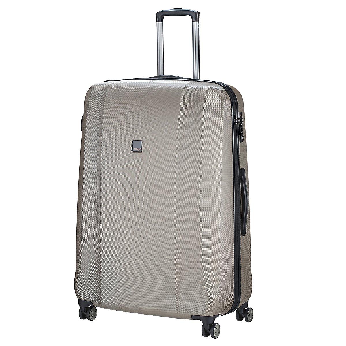 titan xenon 360 four 4 rollen trolley 81 cm koffer. Black Bedroom Furniture Sets. Home Design Ideas