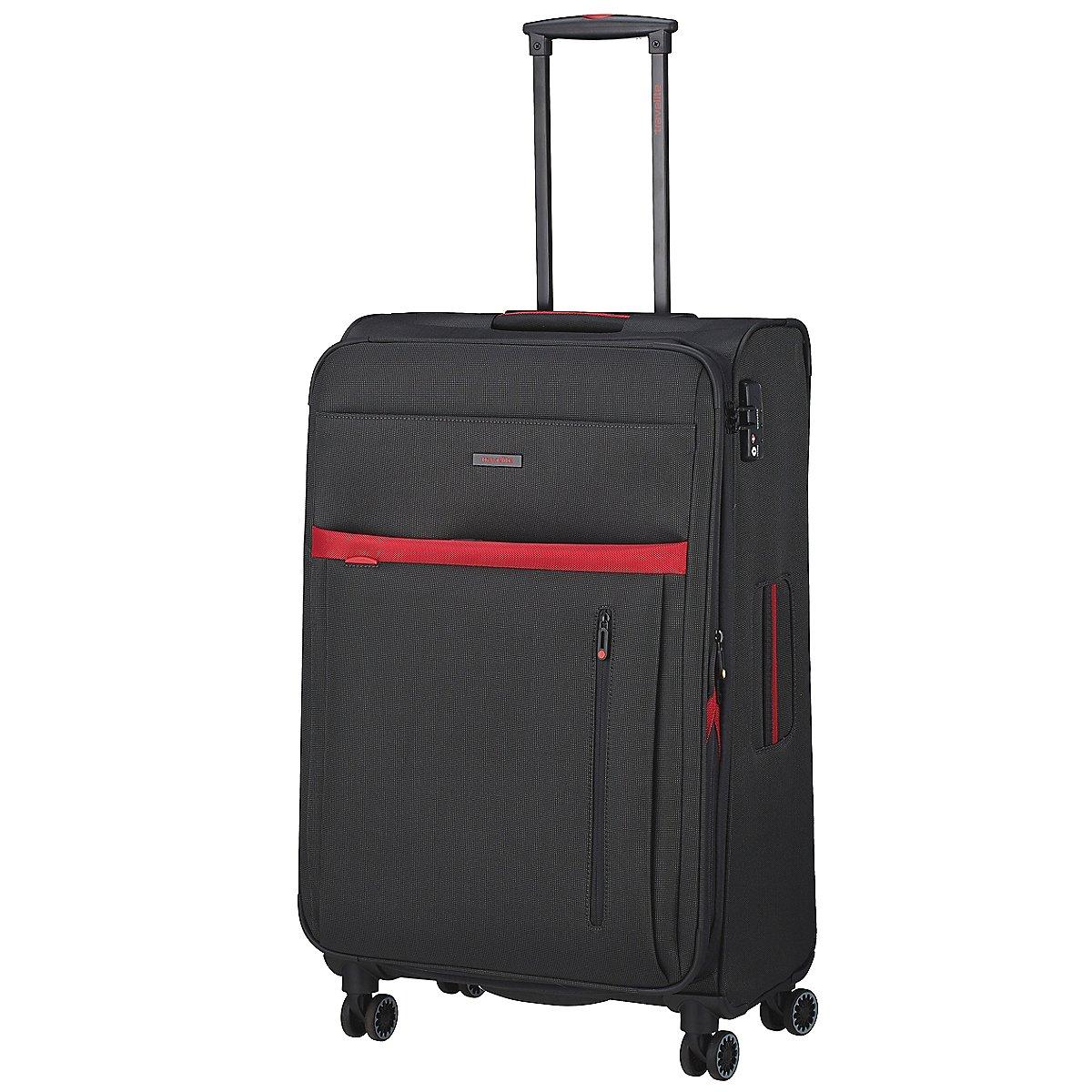travelite madeira 4 rollen trolley 76 cm koffer. Black Bedroom Furniture Sets. Home Design Ideas