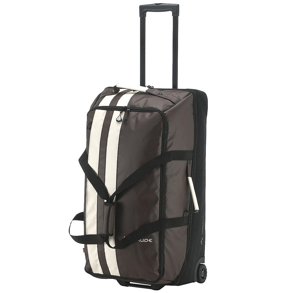 vaude new island tobago 90 reisetasche auf rollen 75 cm. Black Bedroom Furniture Sets. Home Design Ideas