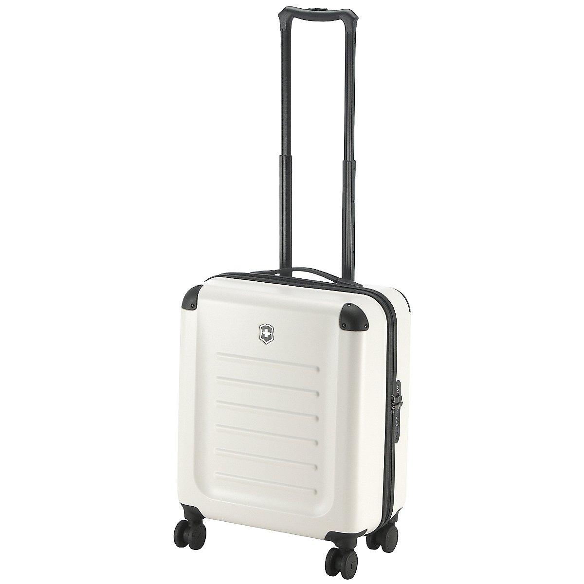 victorinox spectra 2 0 4 rollen trolley 55 cm koffer. Black Bedroom Furniture Sets. Home Design Ideas