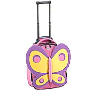 Samsonite Sammies Dreams Kindertrolley Schmetterling 50 cm