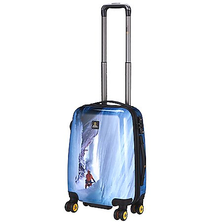National Geographic Adventure of Life Climber 4-Rollen-Trolley 55 cm