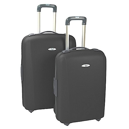 Roncato Flexi 4-Rollen Trolley Set 2 tlg.