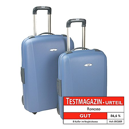 Roncato Flexi 2-Rollen Trolley Set 2 tlg.
