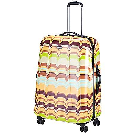 Travelite Graphix 4-Rollen-Trolley 76 cm