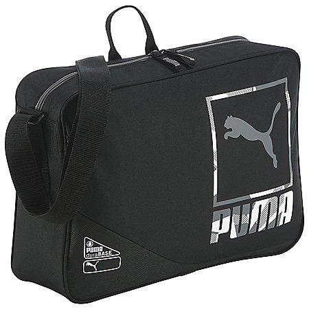 Puma Echo Shoulder Bag Umhängetasche mit Laptopfach 40 cm