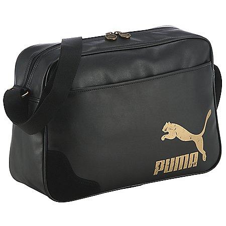 Puma Originals Reporter Umh�ngetasche mit Laptopfach 40 cm