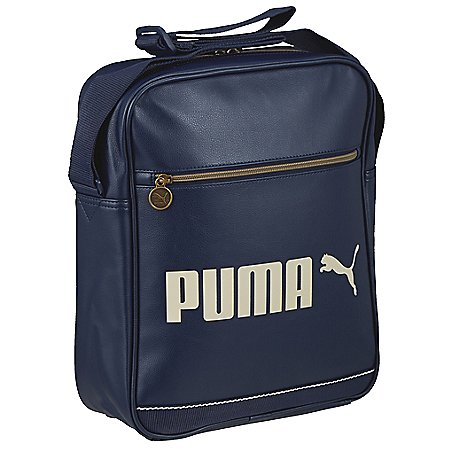 Puma Ftpa Campus Flight Bag Umhängetasche 35 cm