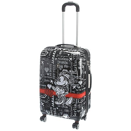Fabrizio Minnie Mouse 4-Rollen-Trolley 69 cm