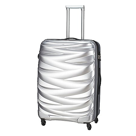koffer-direkt.de Pure Wavelite 4-Rollen-Trolley 70 cm