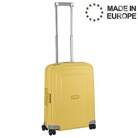 Samsonite S Cure Spinner 4-Rollen-Kabinentrolley 55 cm