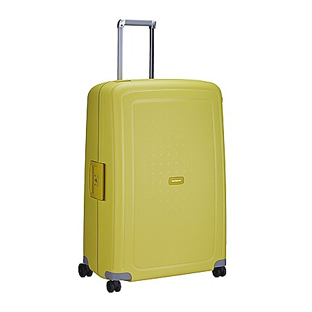 Samsonite S Cure Spinner 4-Rollen-Hartschalentrolley 81 cm