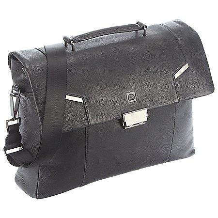 Delsey Haussmann Businestasche 2 F�cher mit Laptopfach 40 cm