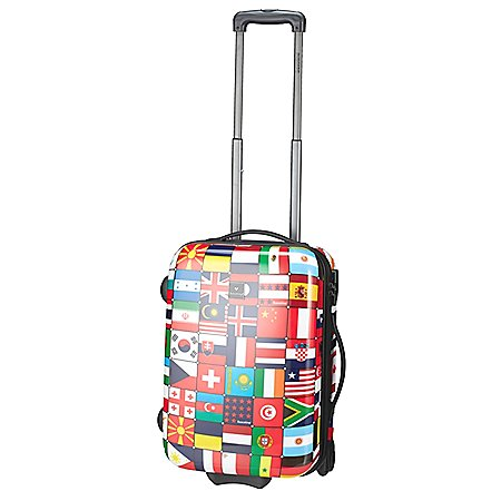 Saxoline Ivory Little World 2-Rollen-Kabinentrolley 55 cm
